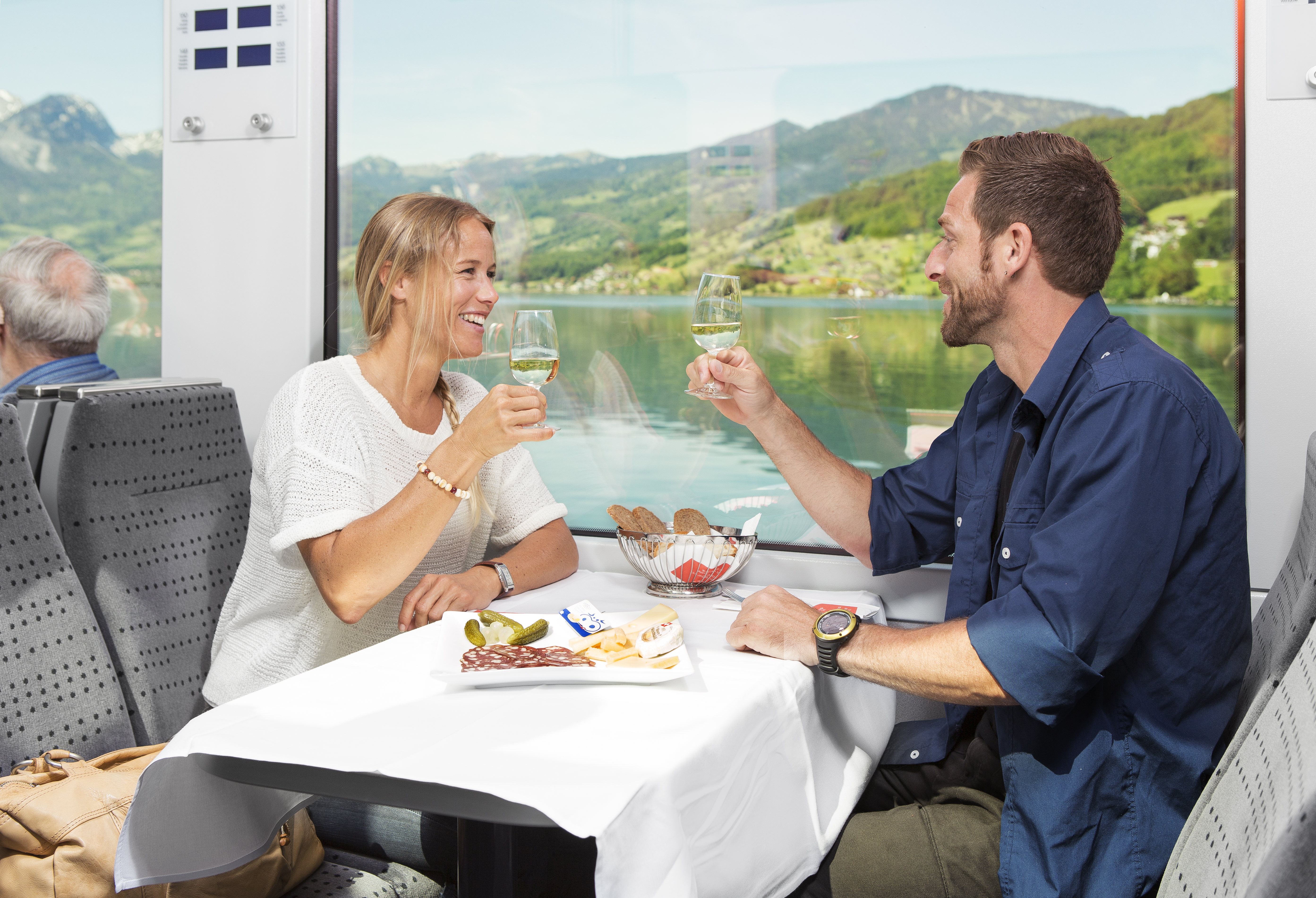 Bistro Luzern-Interlaken Express
