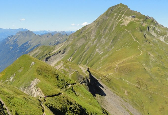 Wanderparadies Brienzer Rothorn