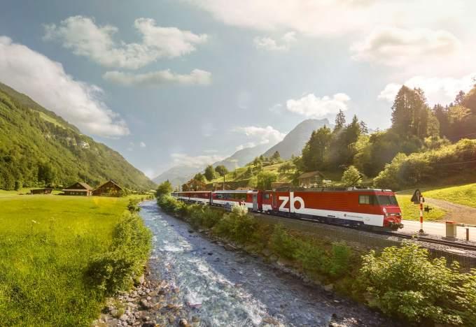Grand Train Tour Of Switzerland Hotel Package