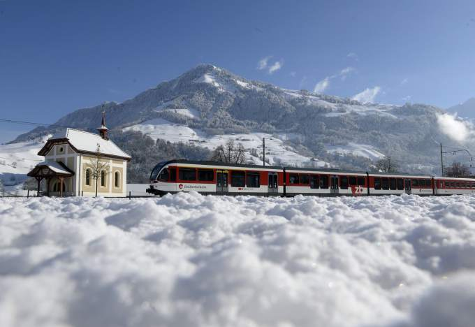 Grand Train Tour Of Switzerland Hotel Package