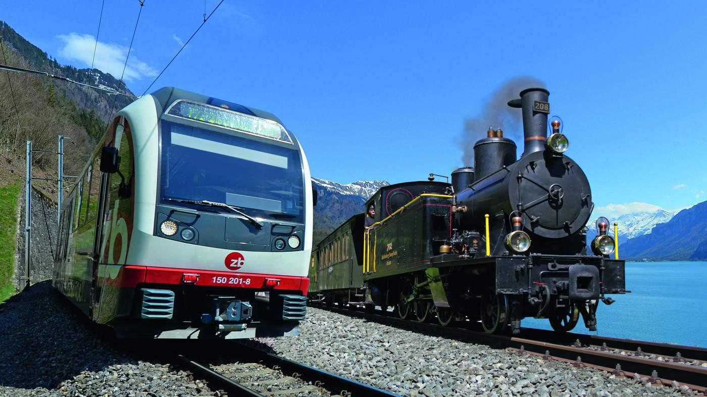 Jubiläum 100 Jahre Brienz-Interlaken Ost