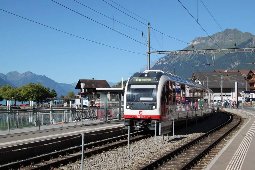 Bahnhof Brienz