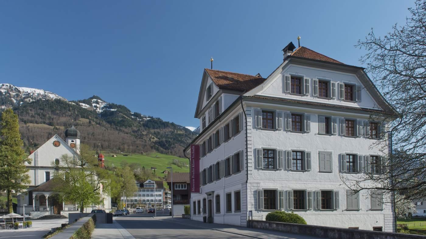 Museum Bruder Klaus Sachseln