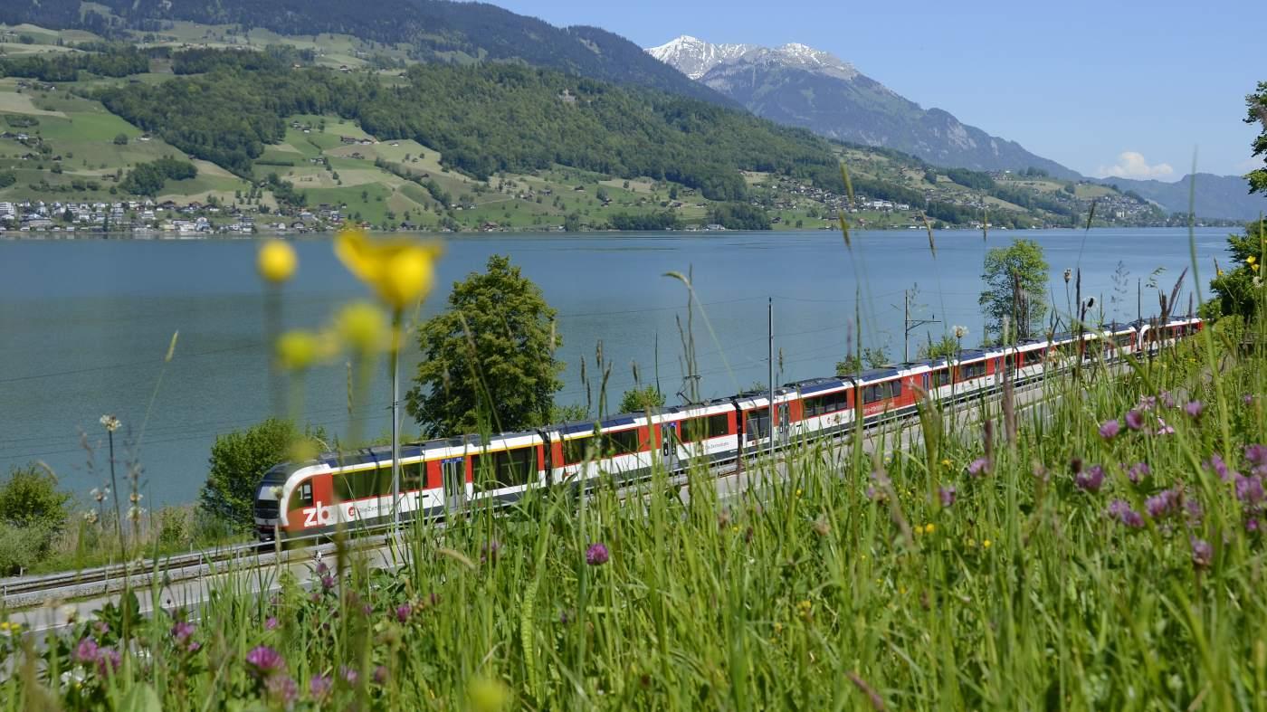 Luzern-Interlaken Express