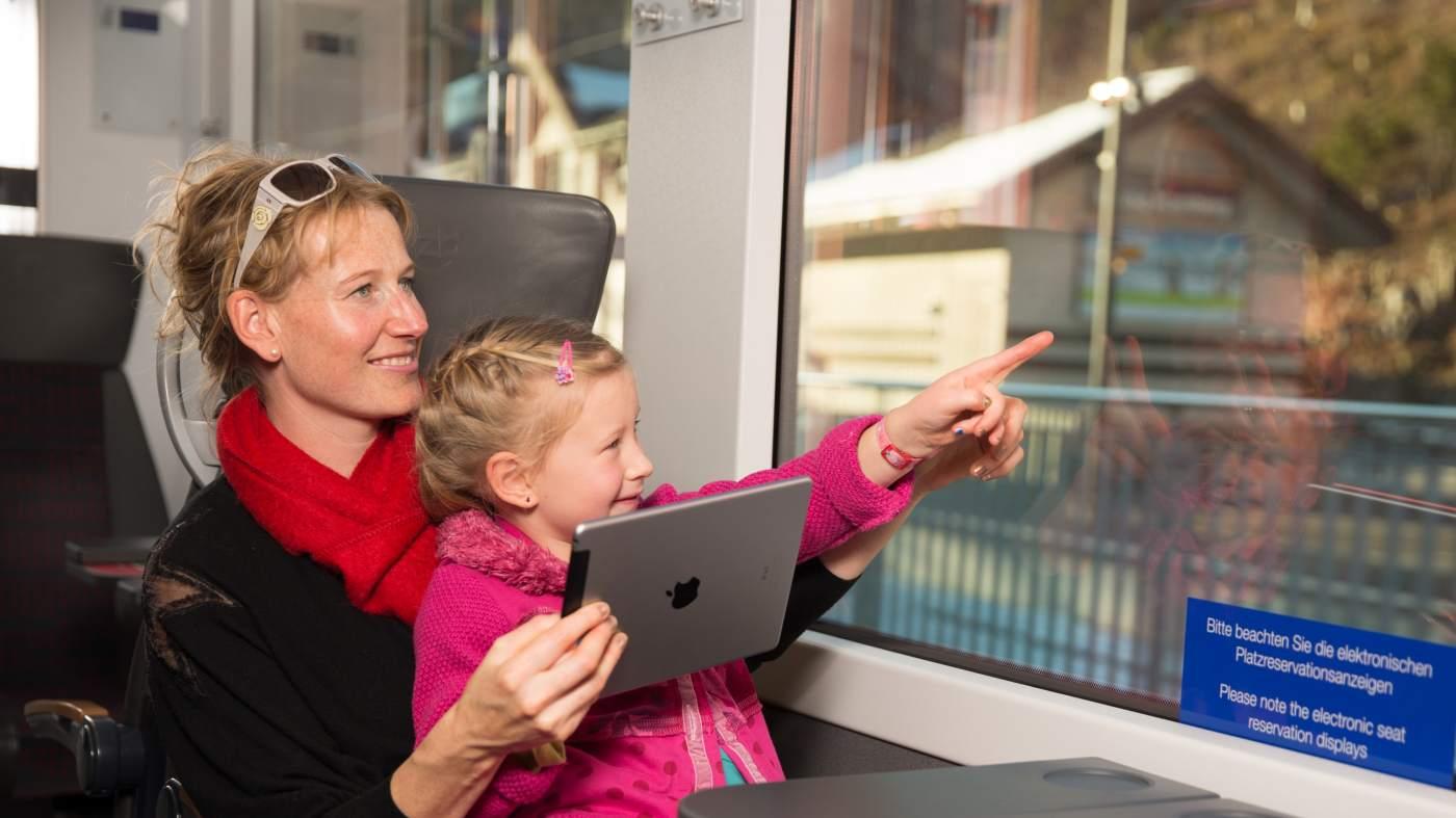 Zentralbahn und Netcetera gewinnen «Best of Swiss App»-Award