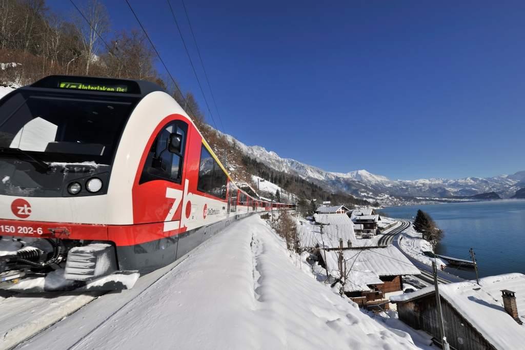 Zug Winter