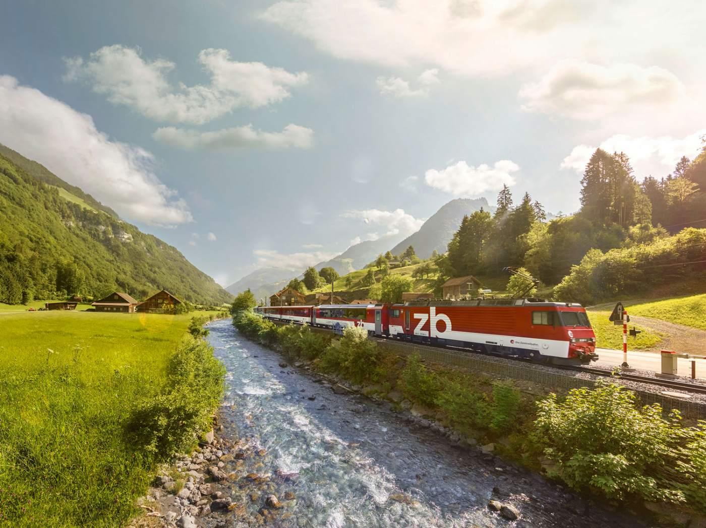 Luzern-Engelberg Express
