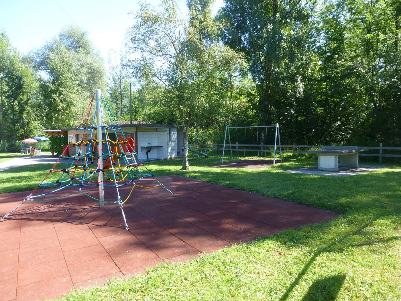 Spielplatz Seebad