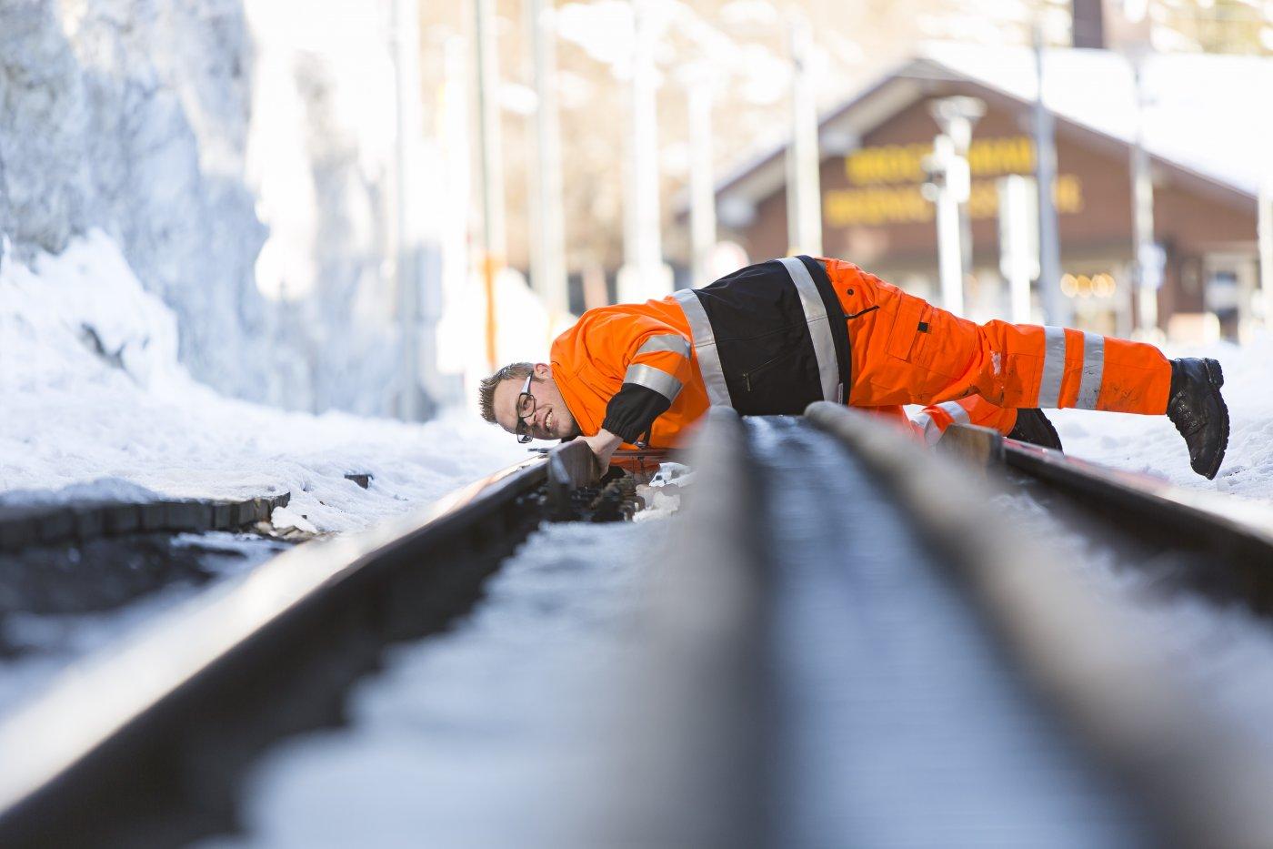 Unterhaltsfachmann/frau von Gleisanlagen 100%