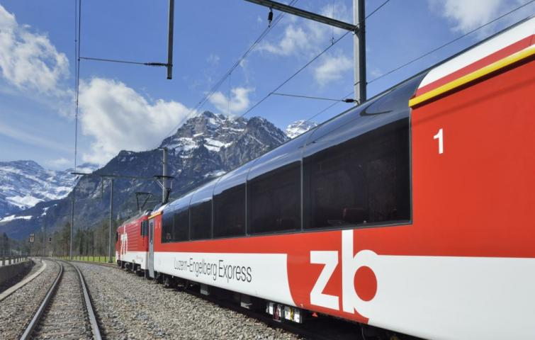 Luzern Engelberg Express Zentralbahn Ch